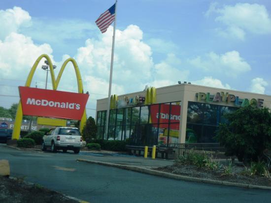 Union, NJ: McDonald's