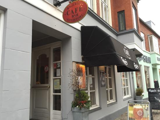 Book hotel nær Cafe Bageriet |