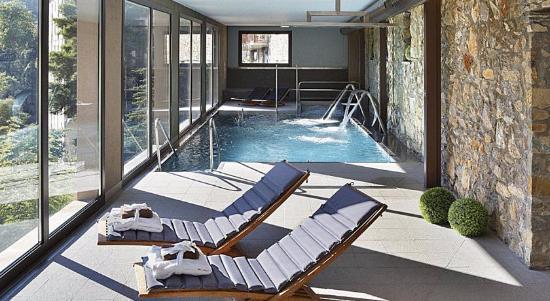Espacio De Agua Termales Picture Of Hotel Balneari Sant Vicenc Els Banys De Sant Vicenc Tripadvisor