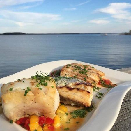 Piney Point, Мэриленд: Fish Special