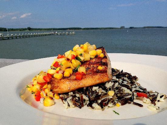Piney Point, แมรี่แลนด์: Fish Special