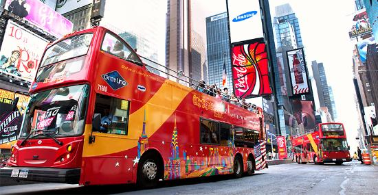 City Sightseeing New York Cruises