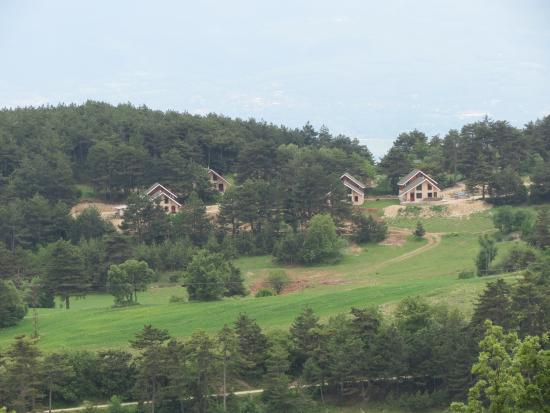 Sakintepe: Cabins in Nature...