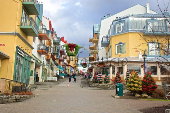 Italian Restaurants In Mont Tremblant Village