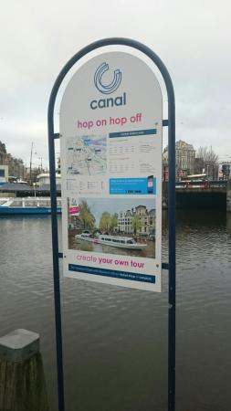 Hop On Hop Off : Canal Bus