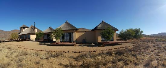 Gariep, África do Sul: Raptor Ridge