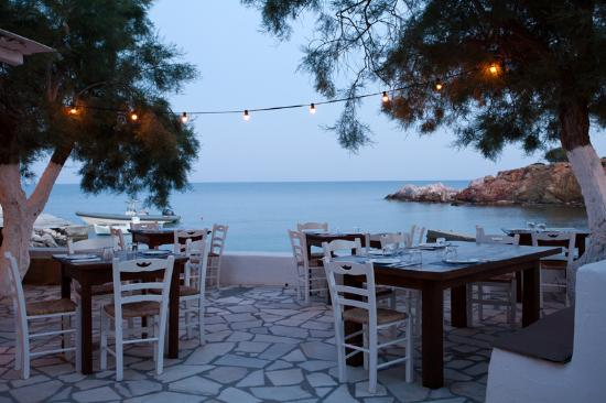 Restaurant foto di beach house antiparos antiparos - Home restaurant normativa ...