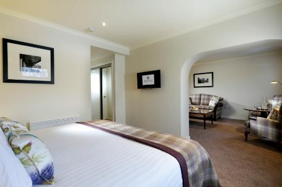 Macdonald Morlich Hotel at Macdonald Aviemore Resort: Craigellachie Suite Macdonald Morlich Hotel
