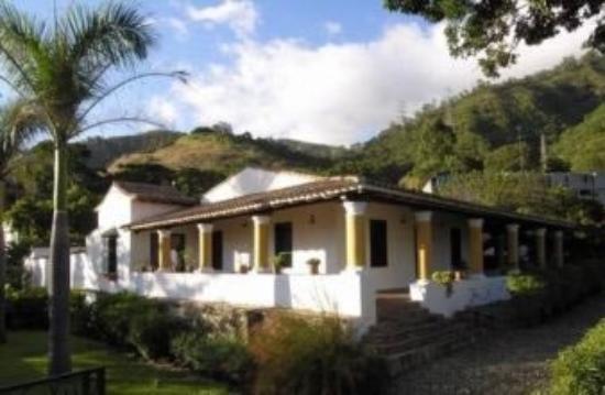 Quinta De Anauco : frontal