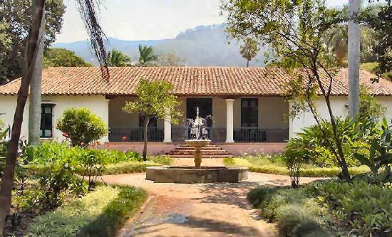 Quinta De Anauco : fachada