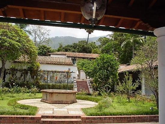 Quinta De Anauco : saguan