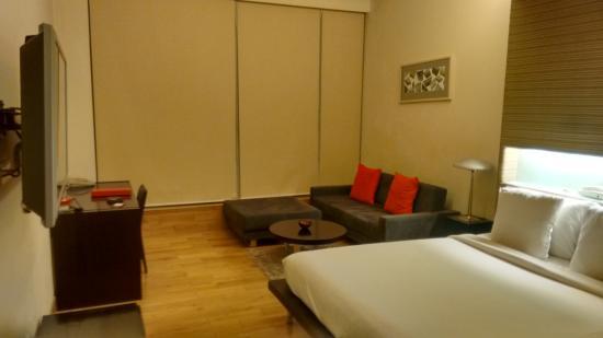 Galaxy Hotel & Spa: room view