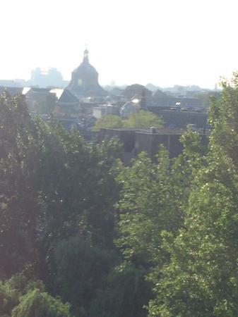 Ibis Leiden Centre: 部屋からの眺めです。