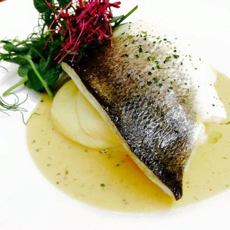 Lunch time Sea Bas Fillet £7.95