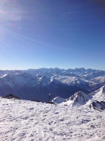 Rhône-Alpes, Frankrijk: Cime Caron