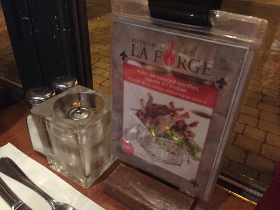 La Forge Bistro-Bar & Grill: photo1.jpg