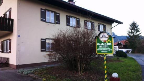 Gaestehaus Scheil Ferienwohnungen: Гостевой дом