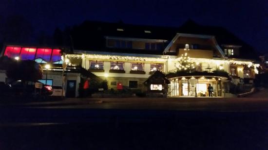 Hausern, เยอรมนี: Landidyll Hotel Albtalblick