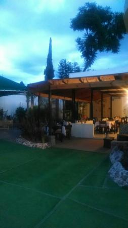 Cafe Del Pueblo Terraza - Restaurant