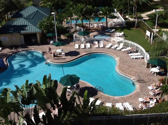 Vacation Village at Bonaventure: Muy buena piscina