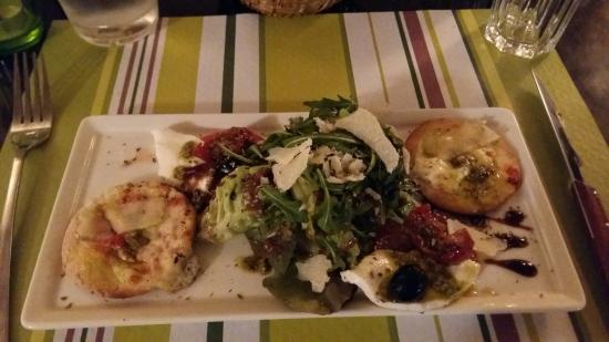 Pizzetta at Vincen'So