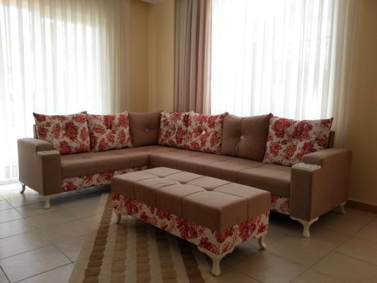 Hotel Summer Rose: salon