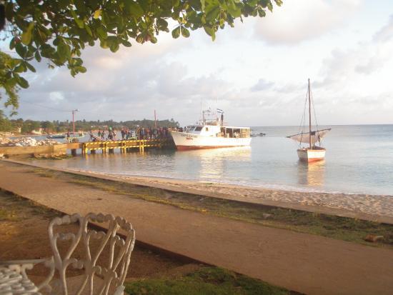 Sunset Dinner at Havana Cuban Restaurant in Little Corn Island
