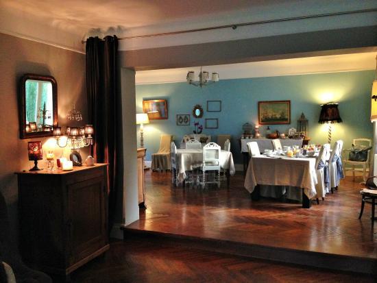 Friville-Escarbotin, فرنسا: Salle des petits déjeuners