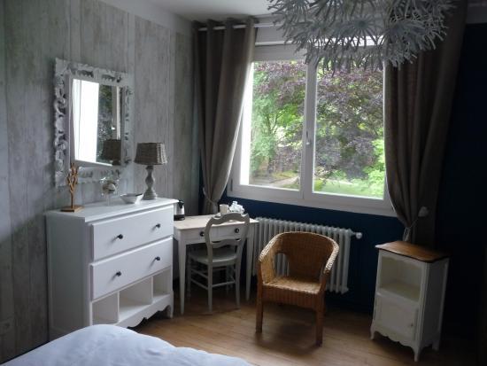 """Friville-Escarbotin, فرنسا: Chambre """"Chez Valentine"""""""