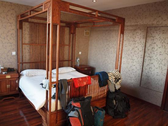 double bed picture of traditional view hotel beijing tripadvisor rh tripadvisor com