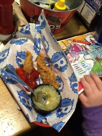 Abingdon, MD: pitiful kids meal!