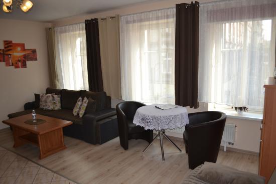 Apartamenty Aparthouse