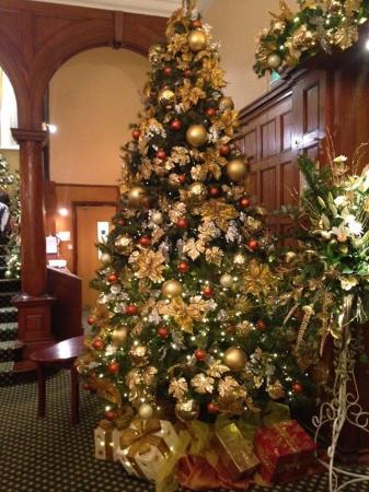Victoria Hotel: Christmas