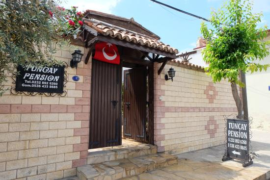 Tuncay Pension: Hotel Area
