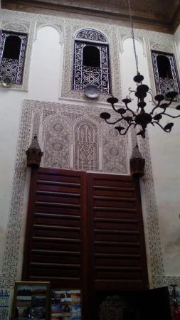 Dar Lalla Kenza: Imperial saloon