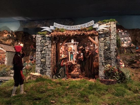Campo Ligure, إيطاليا: La capanna della natività
