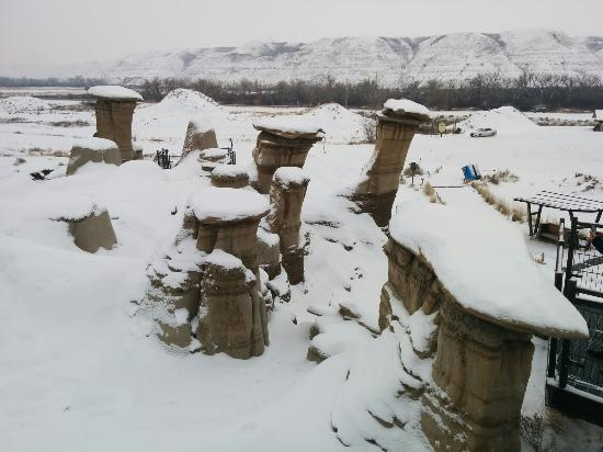 Hoodoos Photo