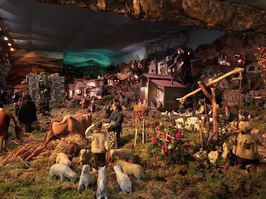 Campo Ligure, إيطاليا: Dettaglio del presepe