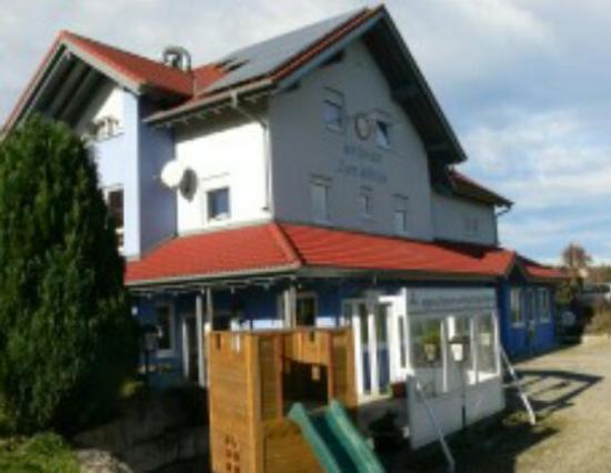 Maselheim, Jerman: Das Gasthaus