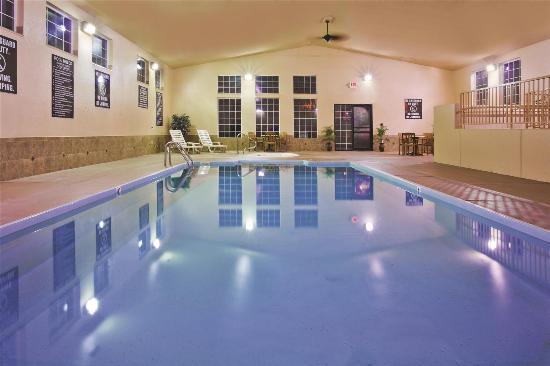 La Quinta Inn Walla Walla: Pool