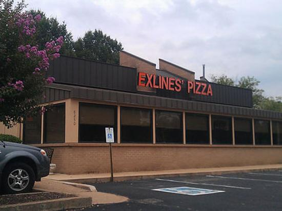 Exlines' Best Pizza in Town Bartlett