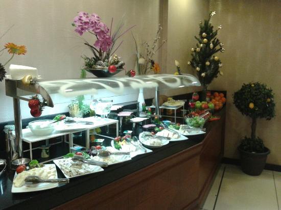 Tugcu Hotel: Mükemmel açık büfe kahvaltı
