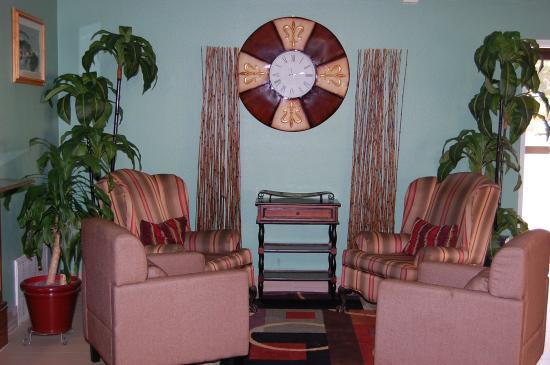 Motel 6 Abbeville: Lobby