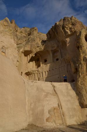 Pasabag: храм в скале