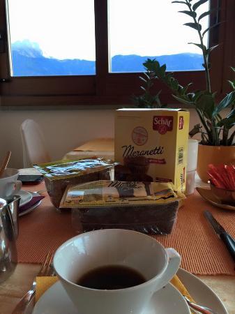 Garni Sunnwies: sala colazione