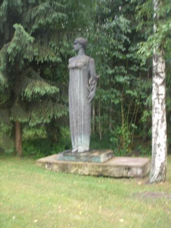 Stalin World / Grutas Park: Sculpture of ...