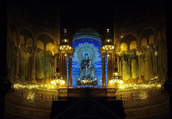 Santuari de la Mare de Deu Del Carme Barcelona