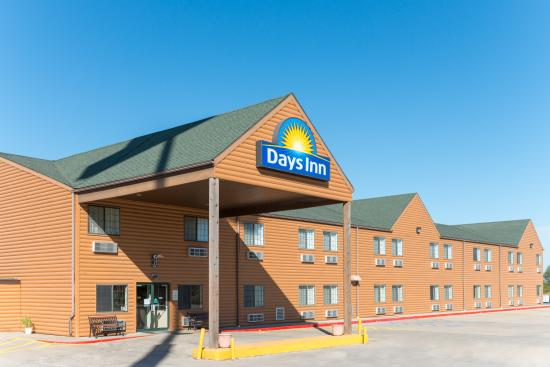 Days Inn New Florence: canapy area