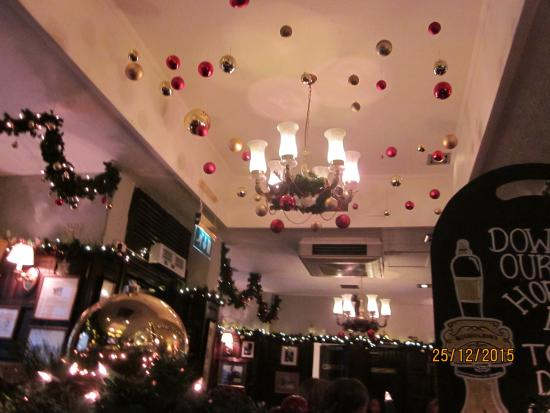 Picture Of Greyfriars Bobby Bar