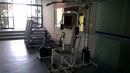 Marazul Hotel: gym